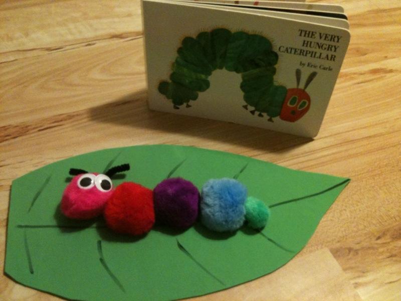 Caterpillar Craft Craftbnb